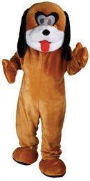 The Banana Splits - Fleegle - Fancy Dress Giant Mascot Costume