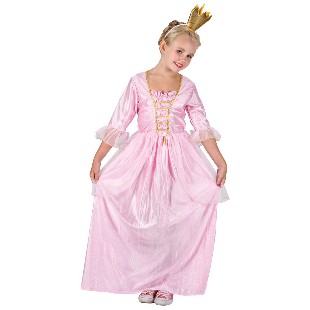 Dress up princess - Girls Pretty Princess Fancy Dress Up And Play Halloween Costume