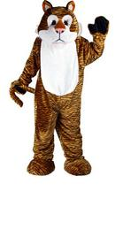 Fantastic Tigger Tiger Giant Full Body Mascot Fancy Dress Costume Thumbnail 2