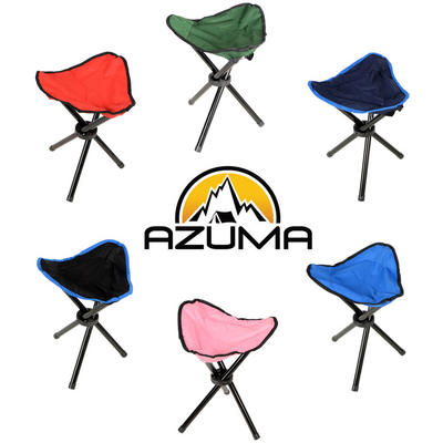 2 x New Folding Fishing Camping Outdoor Hiking Stools
