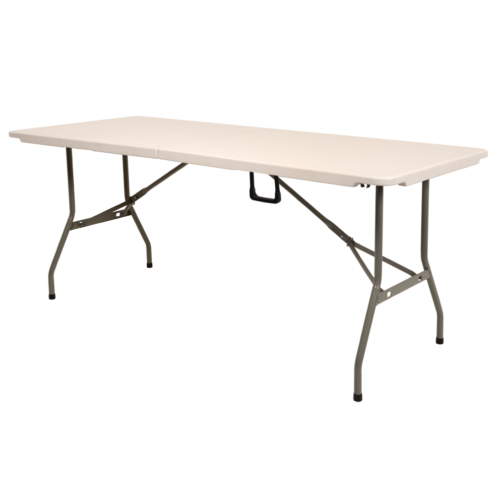 6ft super strong fold away portable wallpaper table brand new ebay - Fold away table ...