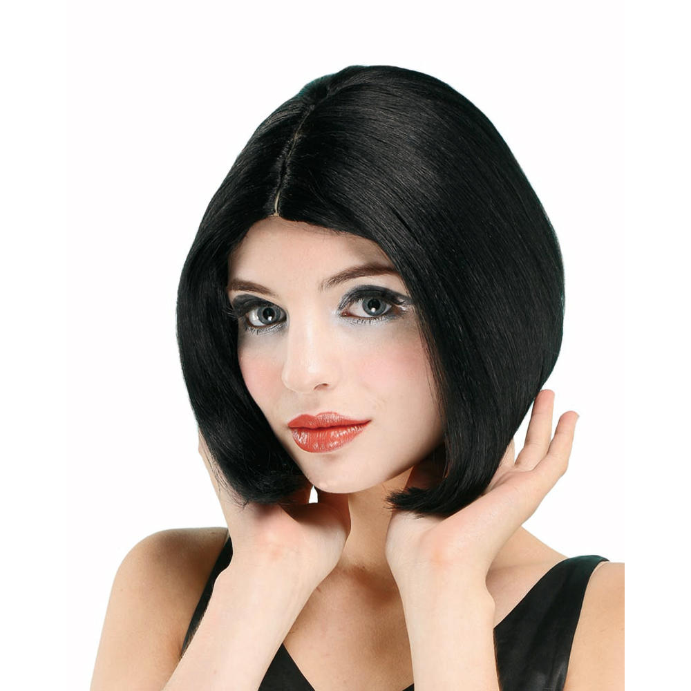 Wig large transvestite