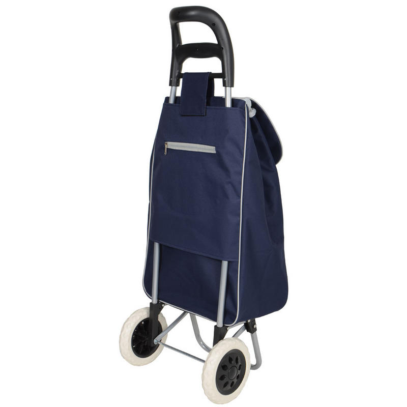 Navy Folding Wheeled Grocery Cart Shopping Trolley Bag : lrgXS0665festivaltrolleynavy41000 Chair <strong>Casters for Hardwood Floors</strong> from www.xs-stock.co.uk size 800 x 800 jpeg 44kB