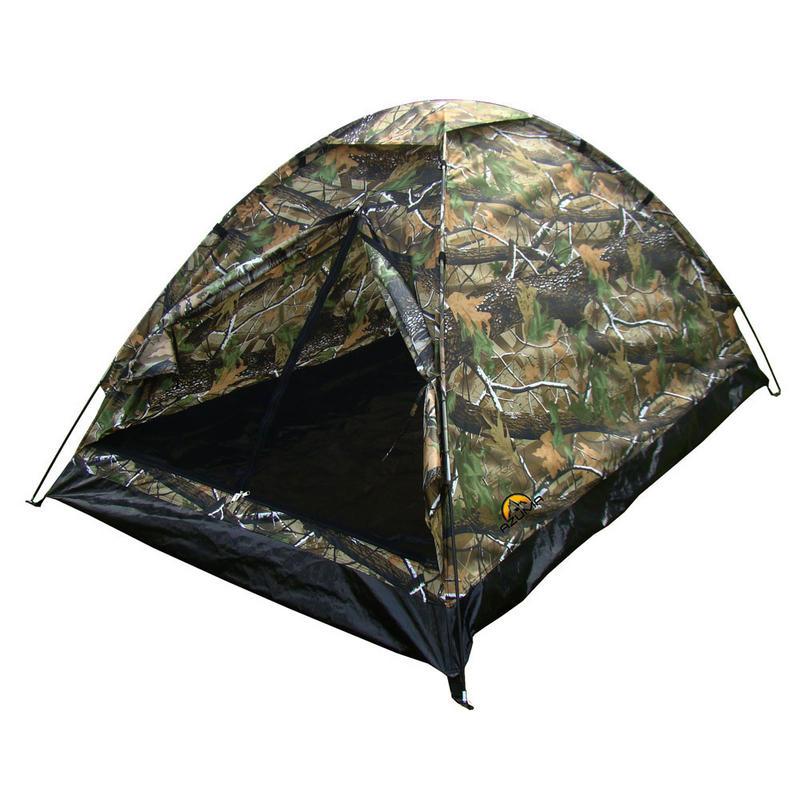 adult camo tent