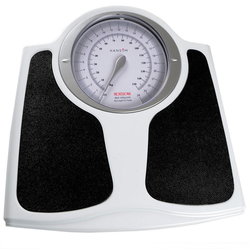 Hanson H Pro 100 Retro Design Bathroom Weighing Weight Loss Fitness Scales