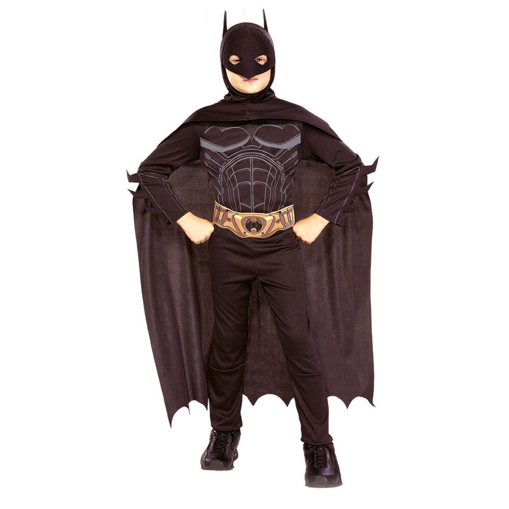 Rubie's Official Batman Fancy Dress Costume. £ - £ Prime. Only 14 left in stock - order soon. Some sizes are Prime eligible. Eligible for FREE UK Delivery. Manufacturer recommended age: 36 Months - 16 Years. out of 5 stars More options available.