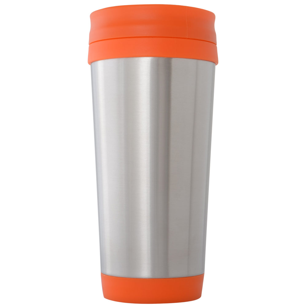 New-Azuma-Thermos-Vacuum-16oz-Thermal-Travel-Drinks-Cup-Mug-With-Coloured-Lid
