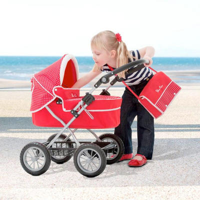 Beautiful Prams And Baby Dolls! -