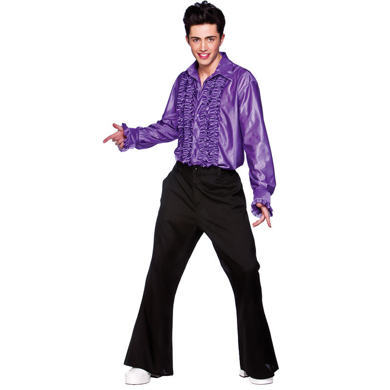 Mens vintage disco shirts