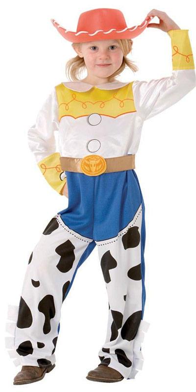 Disney Pixar Toy Story 3 Jessie Fancy Dress Halloween Costume