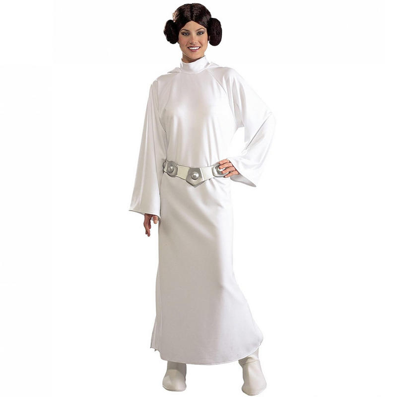 Amazoncom: princess leia adult costume