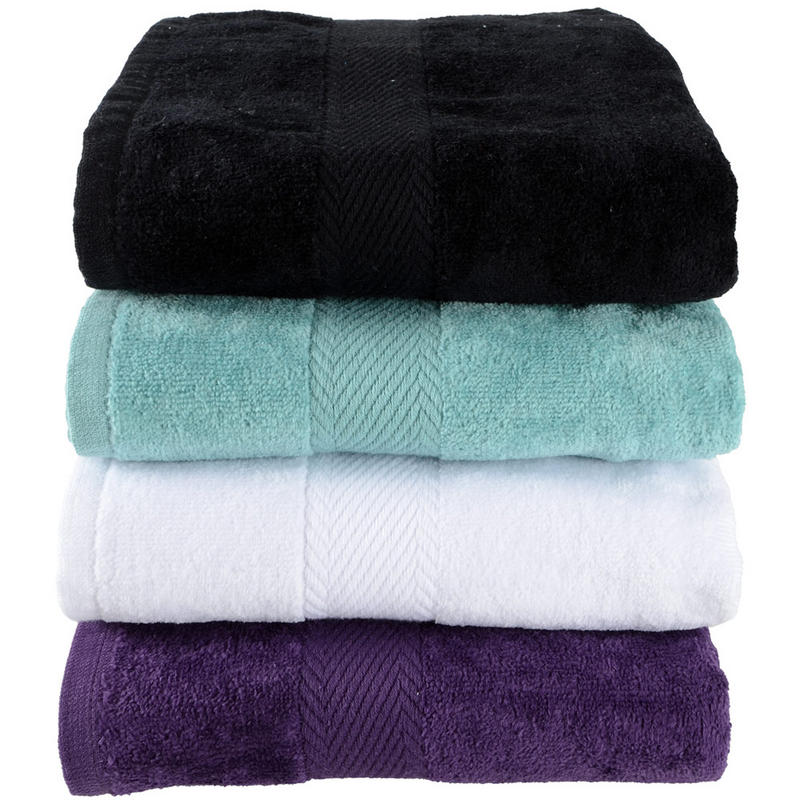 Quality 100% Pure Cotton Home Bathroom Hand Towel New