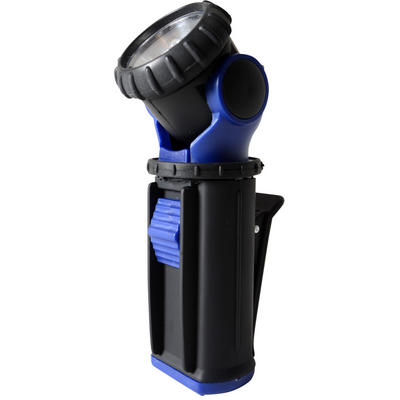 Blue Spot Tools LED Swivel Head Mini Handbag Work Torch With Spring Clip