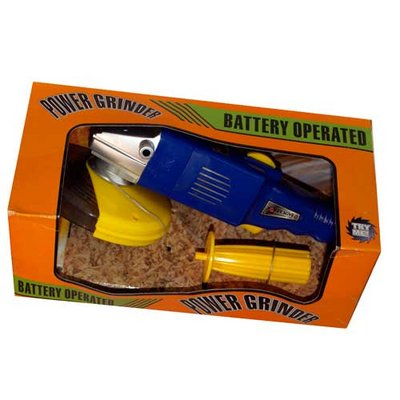Battery Operated Power Grinder