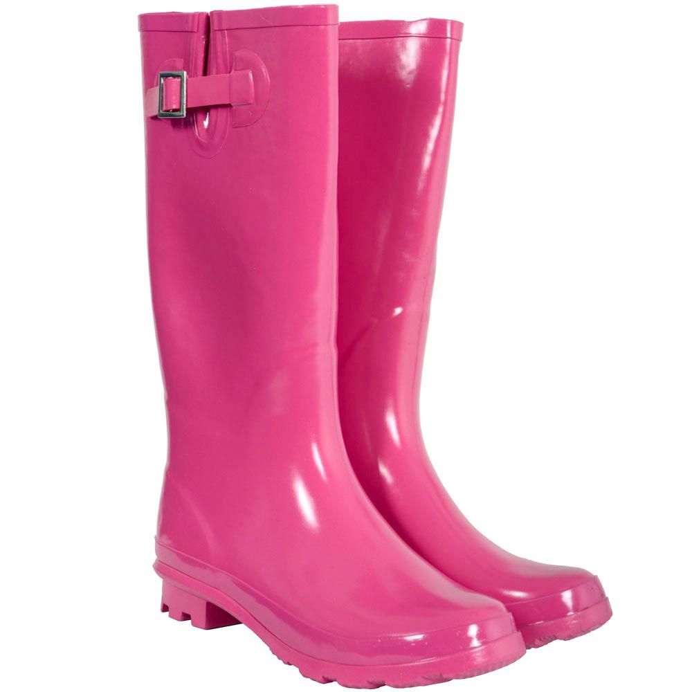 MEGA-SALE-Ladies-Funky-Festival-Winter-Wacky-Wellies-Wellington-Rain-Snow-Boots