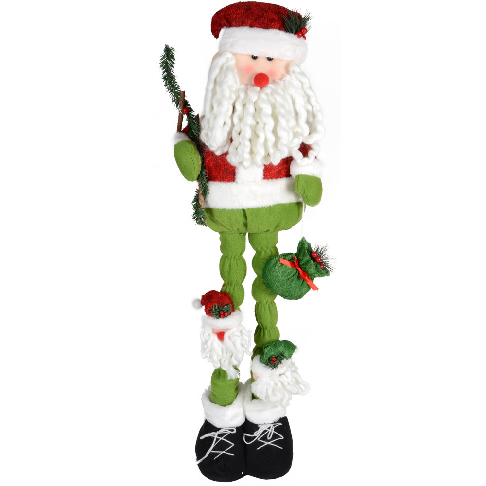 Santa Claus Decorations Uk: Gorgeous 99cm Tall Standing