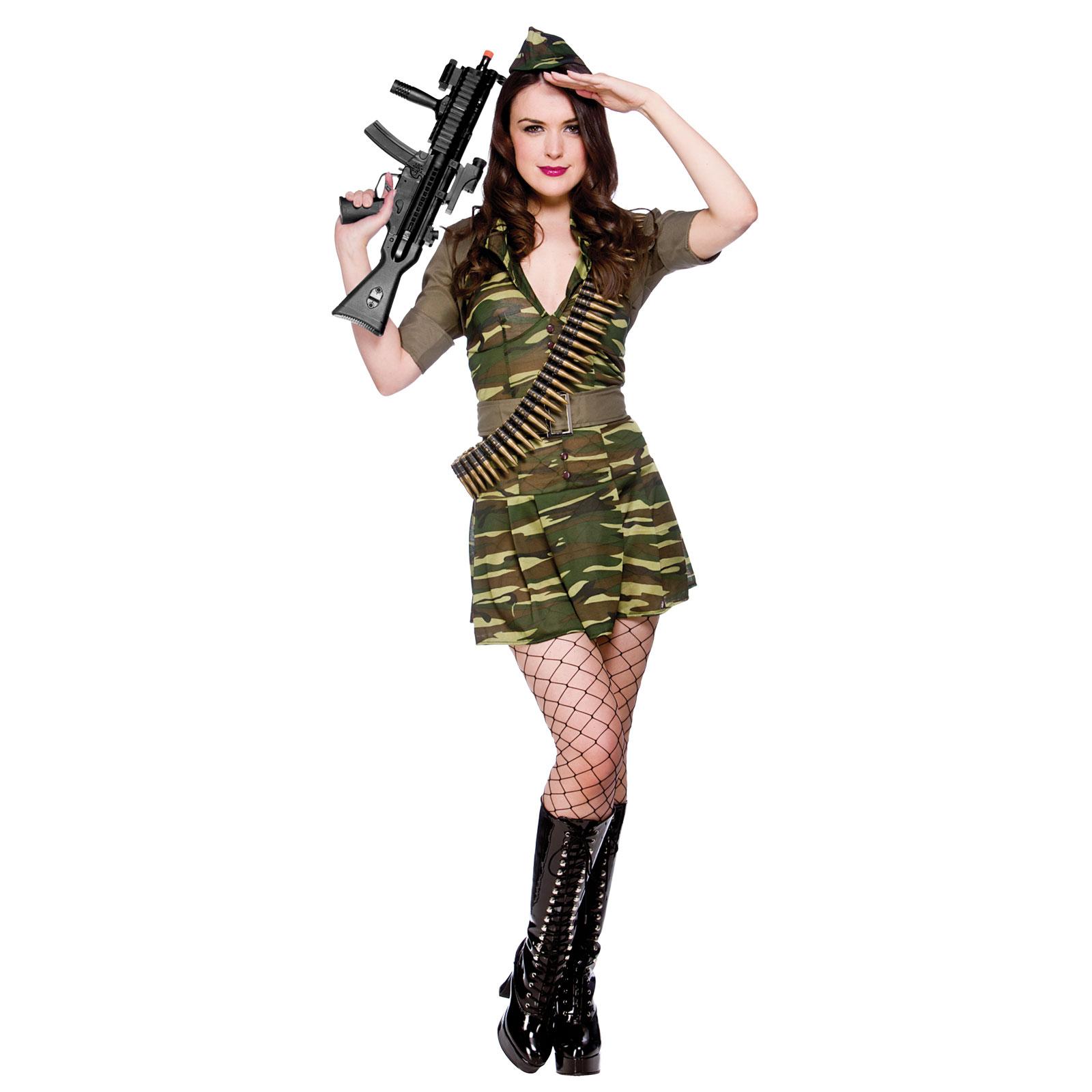 Sexy Army Soldi...
