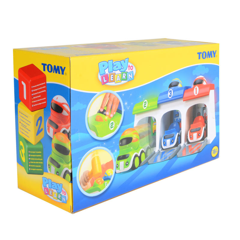 Toys For Boys Age 24 : Tomy pre school boys play to learn wacky racers hammering