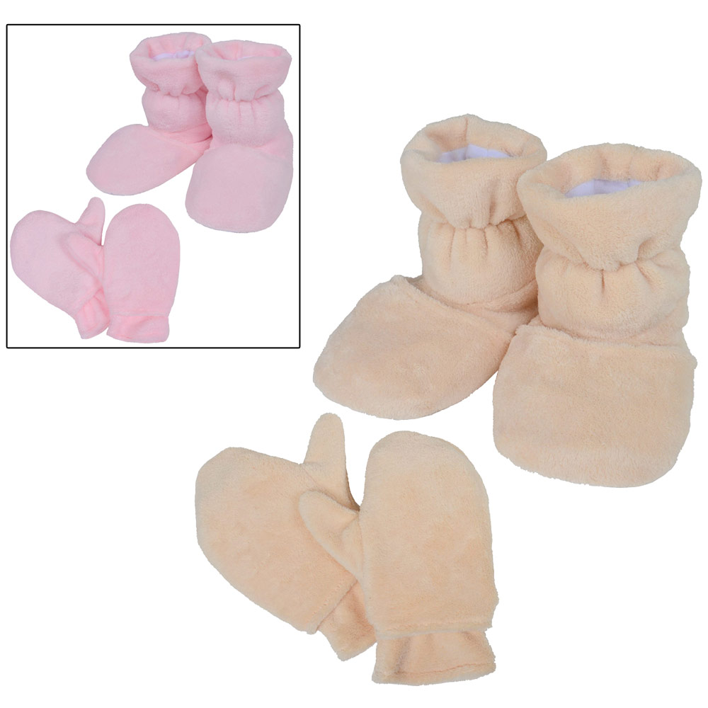 MEGA DEAL Winter Wheat Lavender Warmers Slippers & Mitts Christmas Gift Set