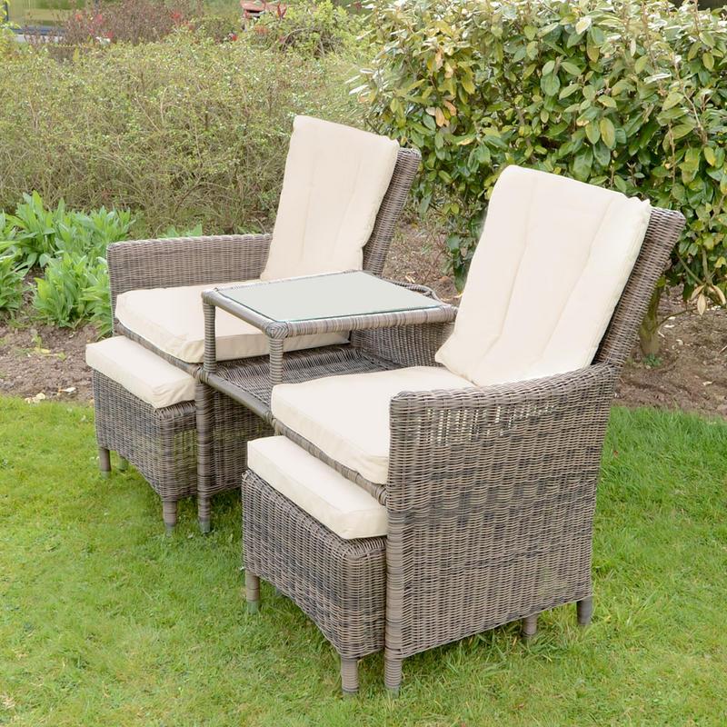 High Quality ... Garden Furniture Love Seat
