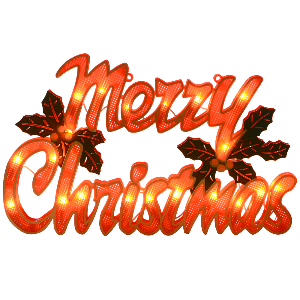 Light-Up-Christmas-Plastic-Mesh-Silhouette-Window-Wall-Festive-Decoration