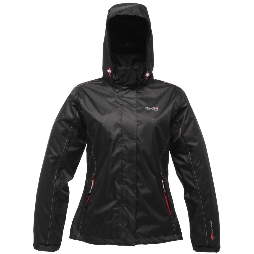 Weatherproof coats for women