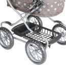 Mamas & Papas Graziella Polka Dot Complete Baby Doll Care Pram Buggy Crib Play Set  Thumbnail 4
