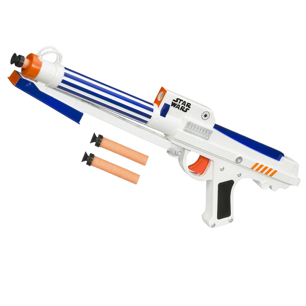 Star Wars Toy Guns : Star wars the clone trooper electronic blaster