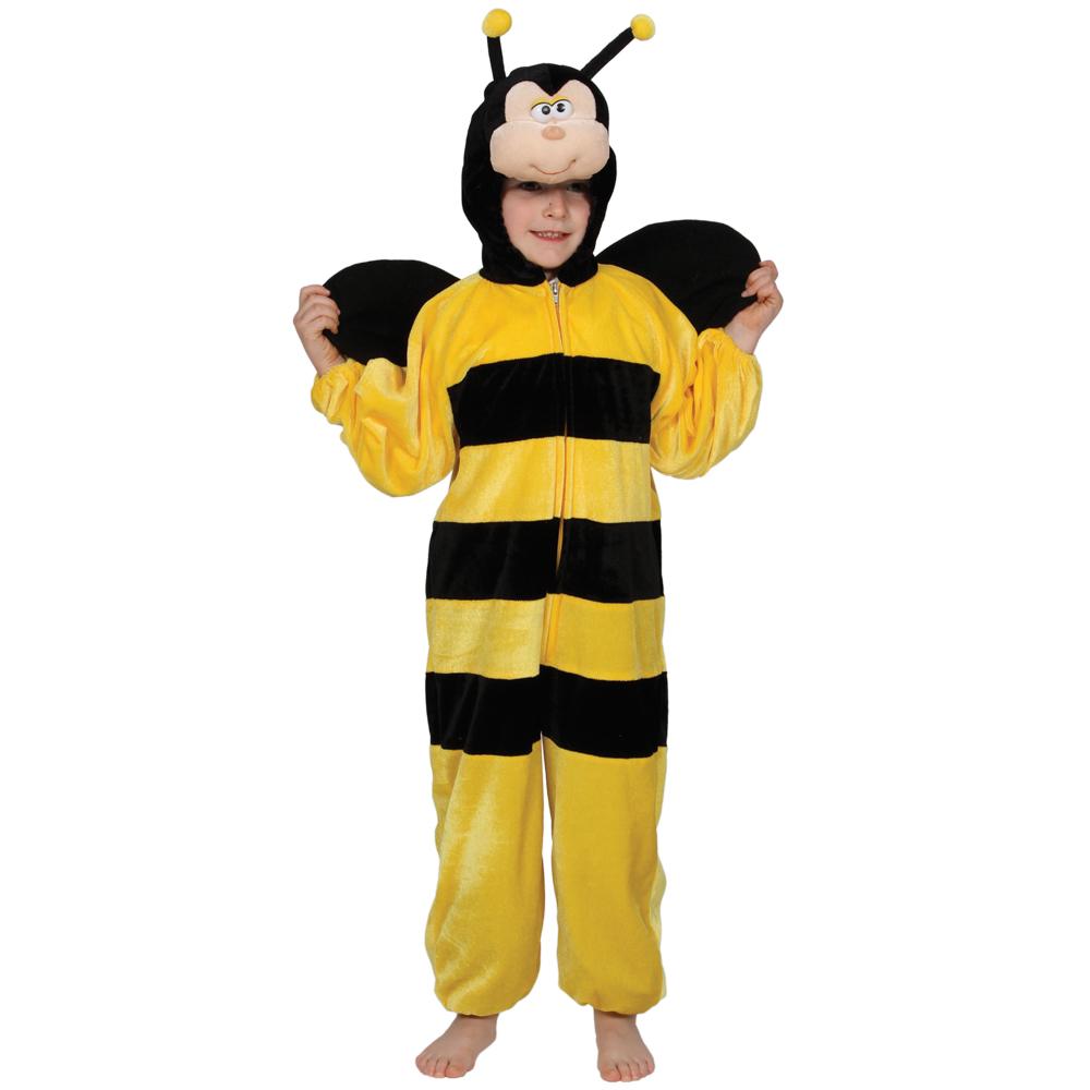 kinder verkleidung fasching halloween kost m biene hummel s ebay. Black Bedroom Furniture Sets. Home Design Ideas