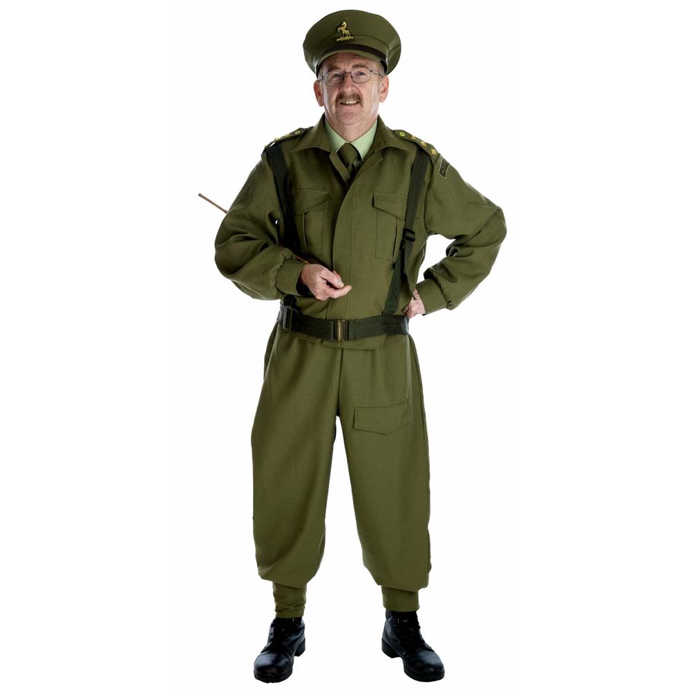 Army Costume Fancy Dress