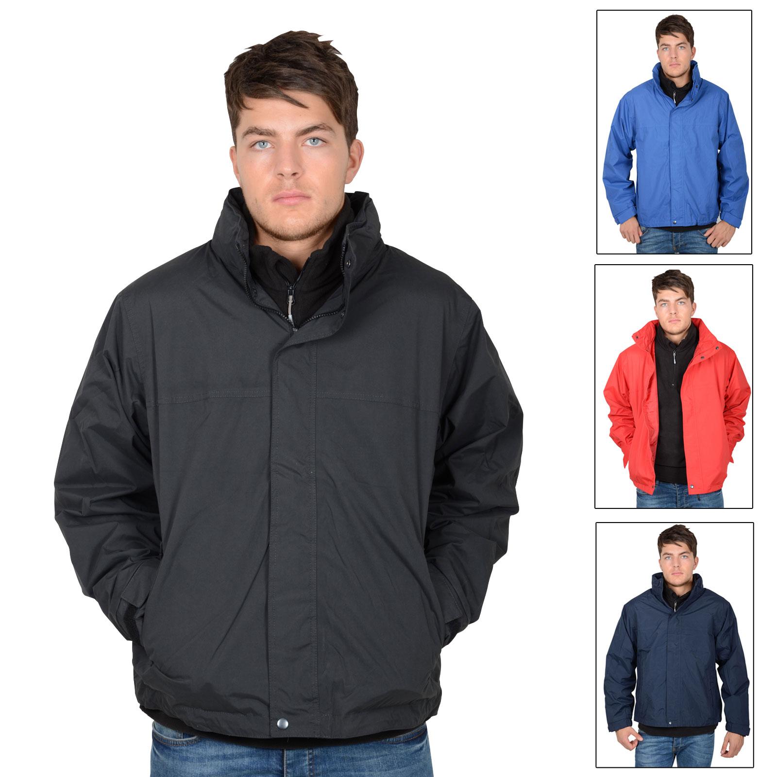 Mens regatta jacket - Regatta Pace Mens Outdoor Waterproof Windproof Workwear Jacket