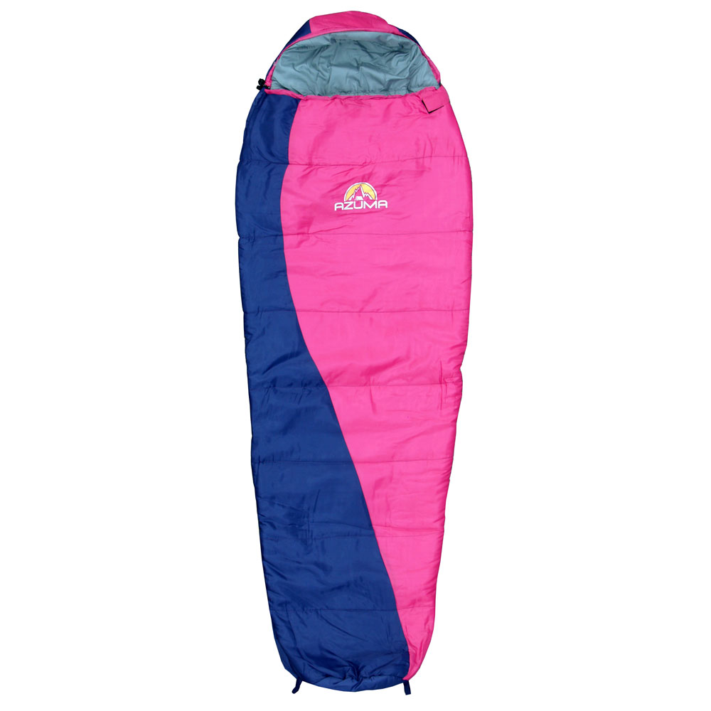 Kids-Azuma-3-Season-300-Mummy-Camping-Festival-Outdoor-Left-Zip-Sleeping-Bag