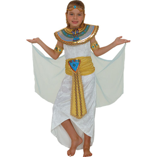 prinzessin kleopatra gypten verkleidung f r m dchen fasching karneval kost m m ebay. Black Bedroom Furniture Sets. Home Design Ideas