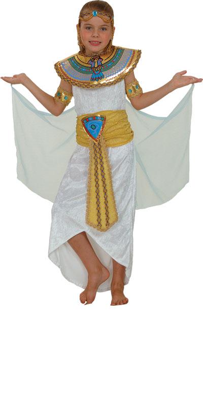 prinzessin kleopatra gypten verkleidung f r m dchen fasching karneval kost m s ebay. Black Bedroom Furniture Sets. Home Design Ideas