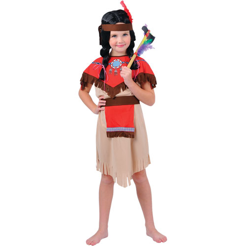 pocahontas indianer film verkleidung f r m dchen fasching karneval kost m l ebay. Black Bedroom Furniture Sets. Home Design Ideas