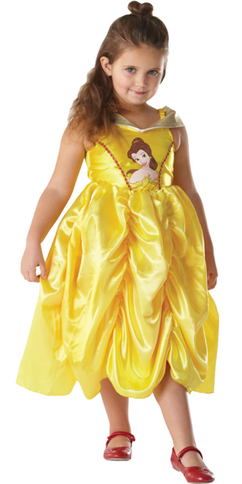 childs girls disney princess belle fancy dress up party. Black Bedroom Furniture Sets. Home Design Ideas