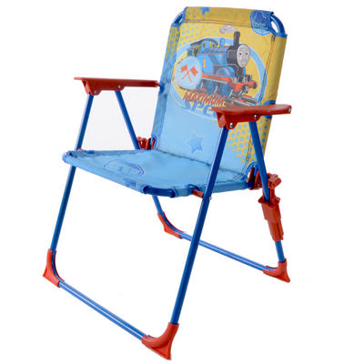 Thomas Tank Engine & Friends Kids Foldaway Patio Garden Indoor Outdoor Chair