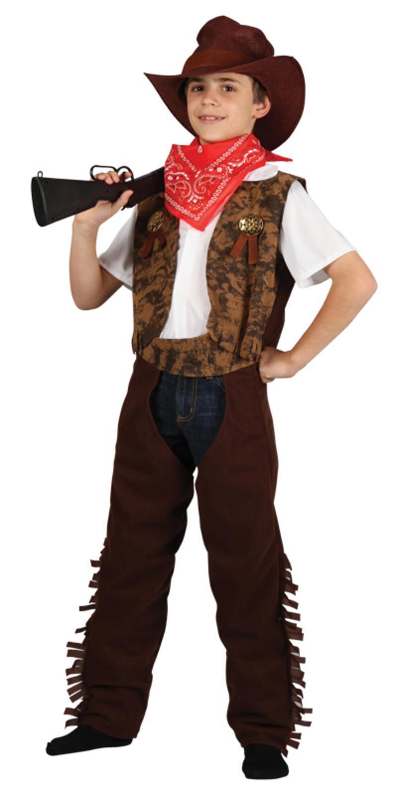 Cowboy Look For Boys