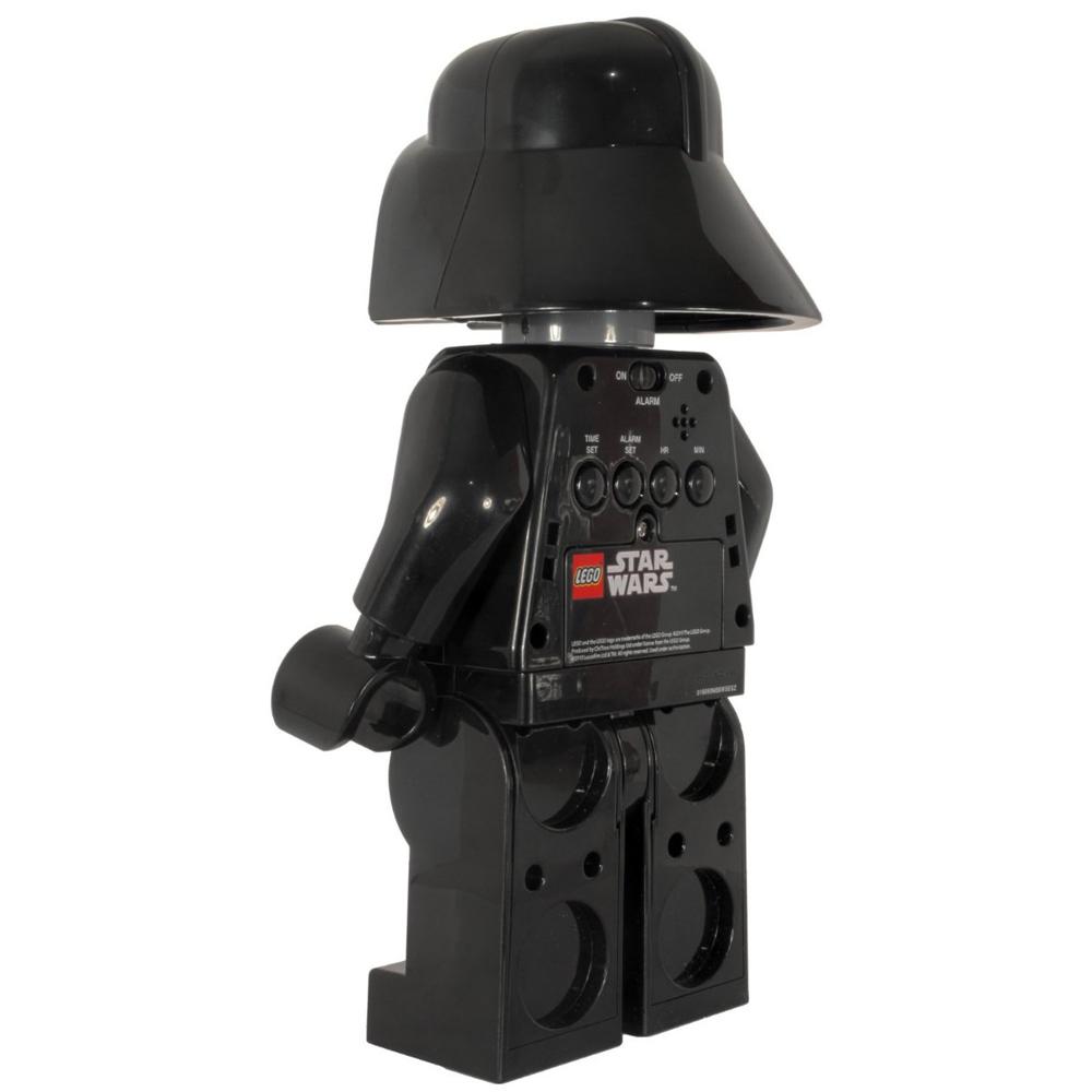 lego star wars darth vader alarm clock instructions