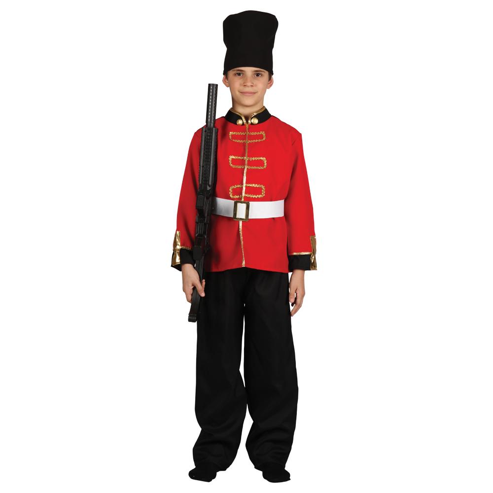 British red coat fancy dress - Best Dressed