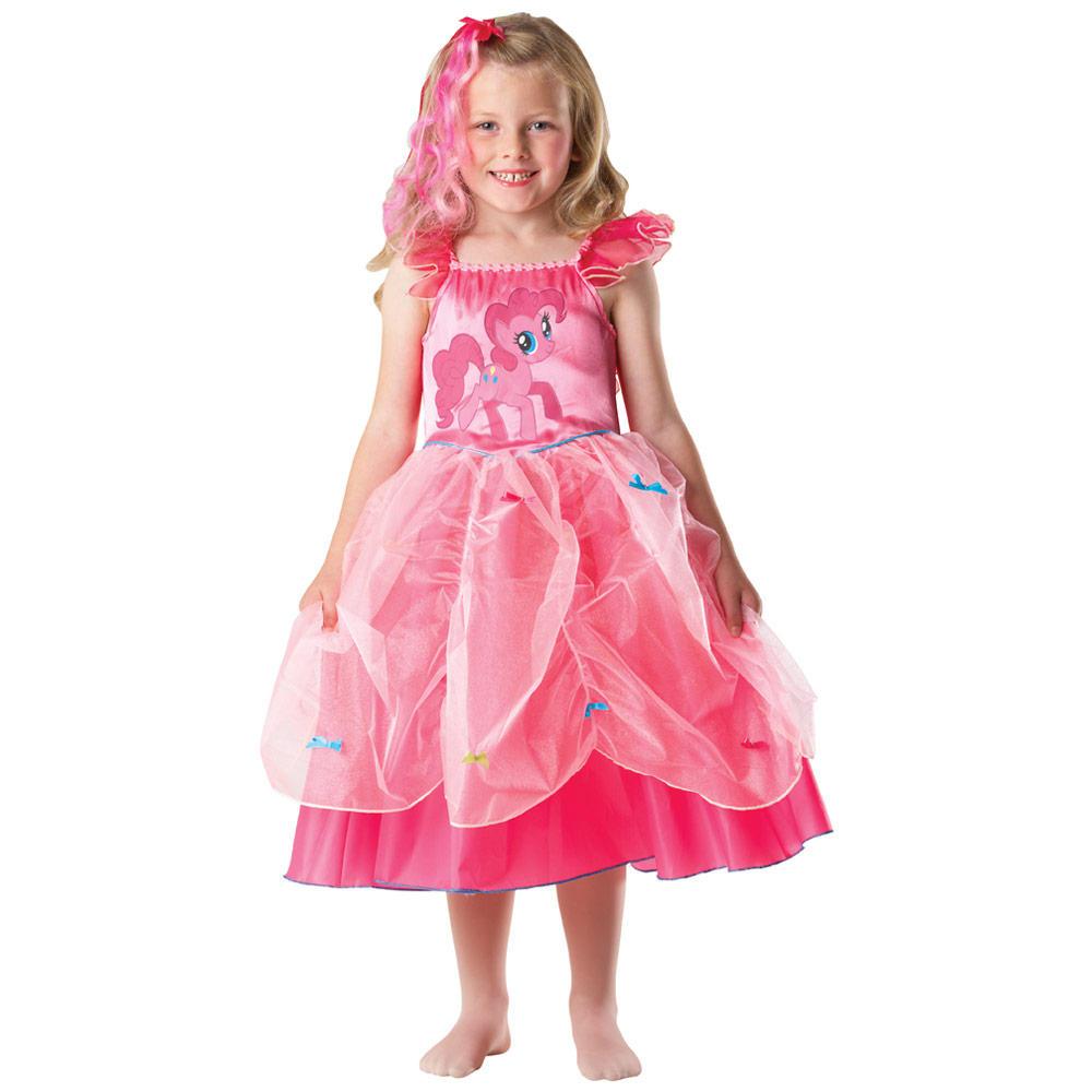 My Little Pony Pinkie Pie Cartoon TV Girls Fancy Dress ...