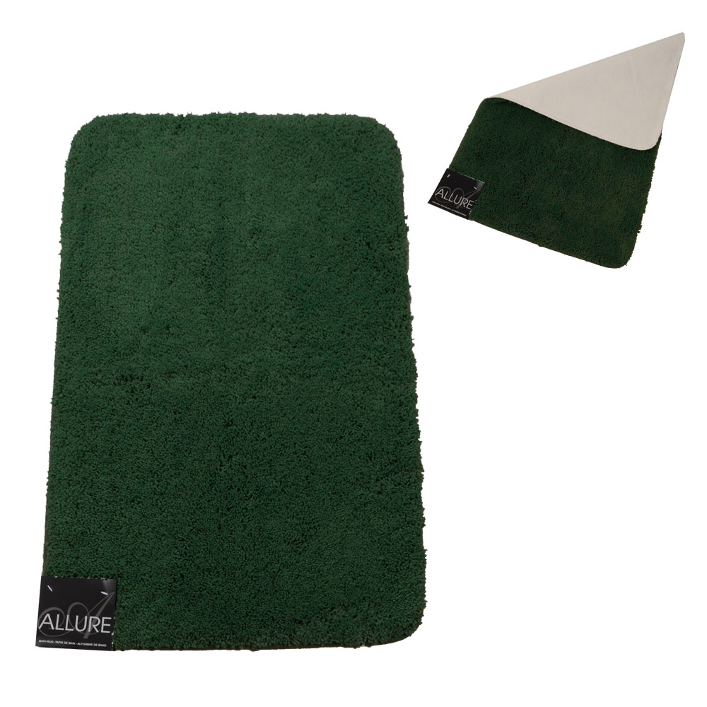 Allure Luxurious Micro Fibre Supersoft Absorbent Bathroom