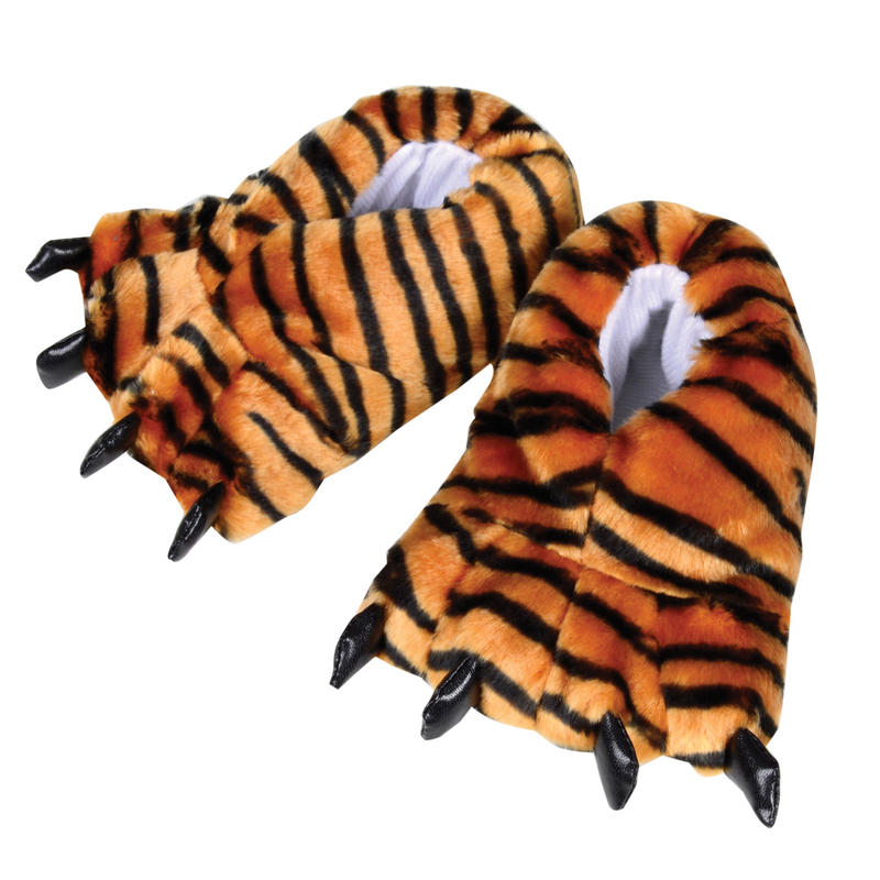 Kids Feet Pictures Kids Slippers Tiger Feet