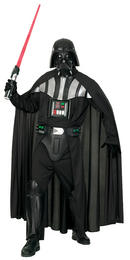 Star Wars Darth Vader Fancy Dress Up Party Halloween Convention Costume XL