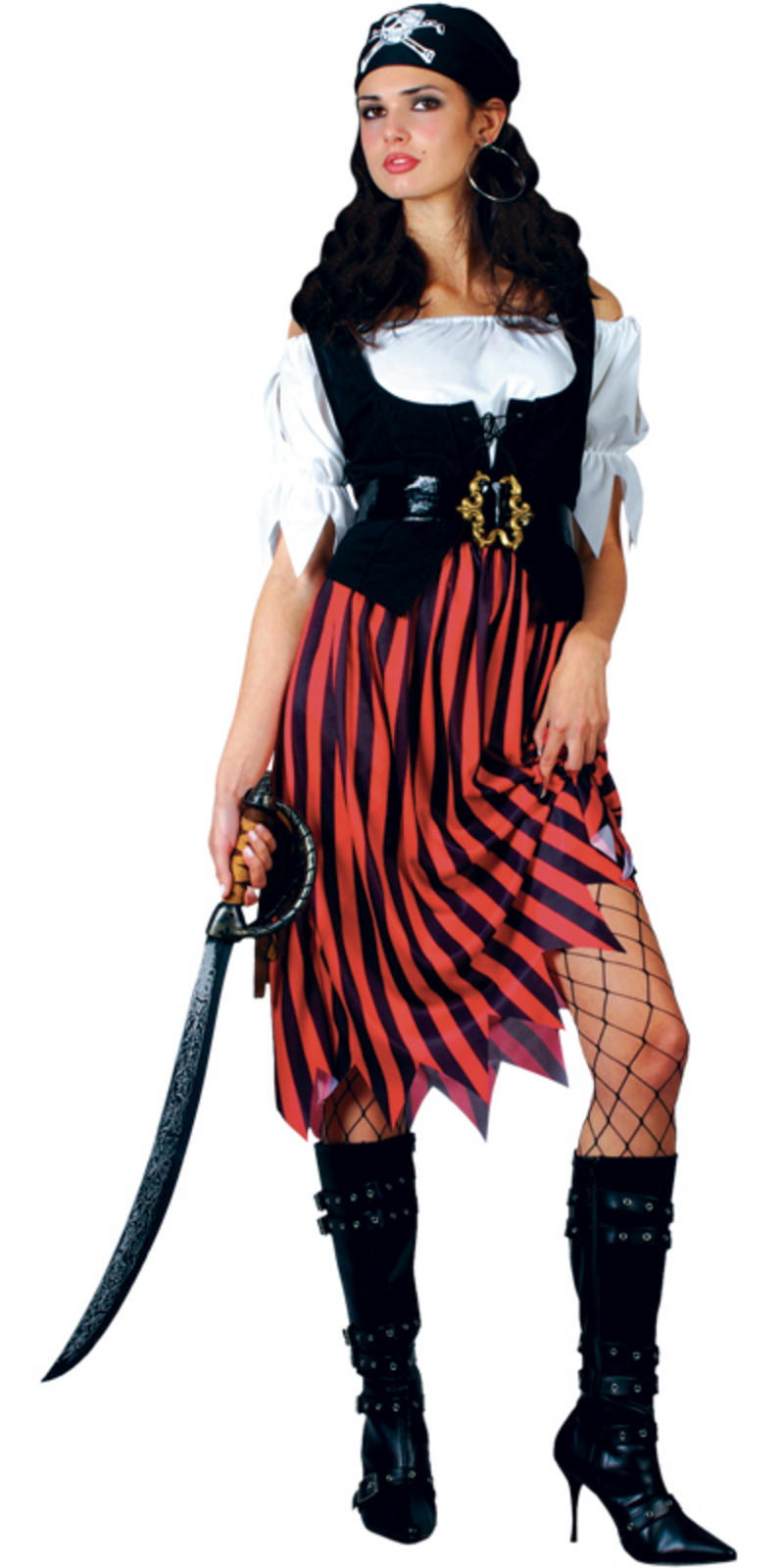 ladies pirate lady xs teen pirate costume for teenage girls - Teenage Girl Pirate Halloween Costumes