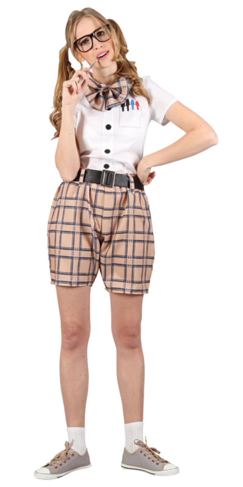 Girl Nerd Costume Ideas Female