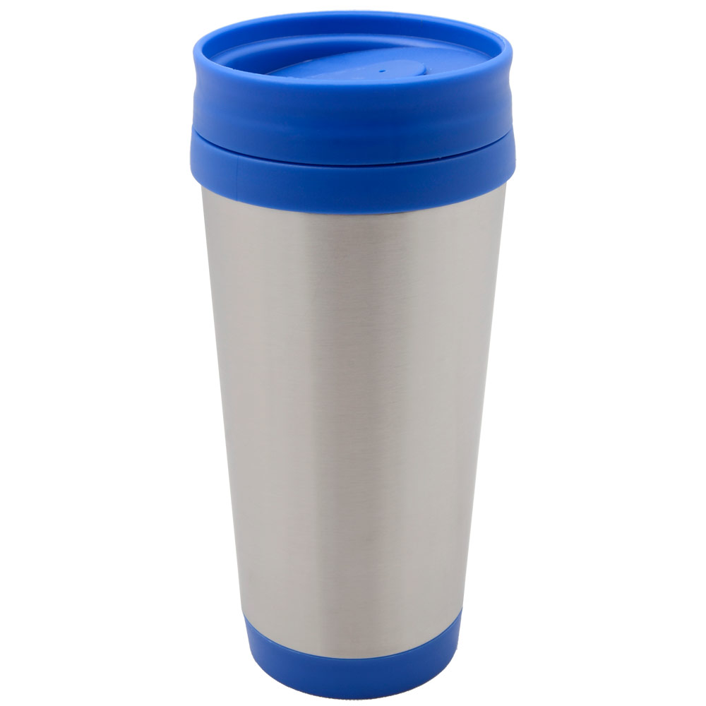 Cup With Lid : New azuma vacuum oz thermal travel drinks cup mug with
