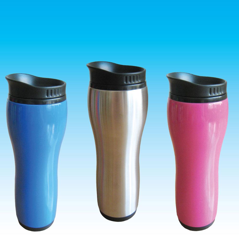 Thermal Travel Mug New Azuma 16oz Slimline Designer