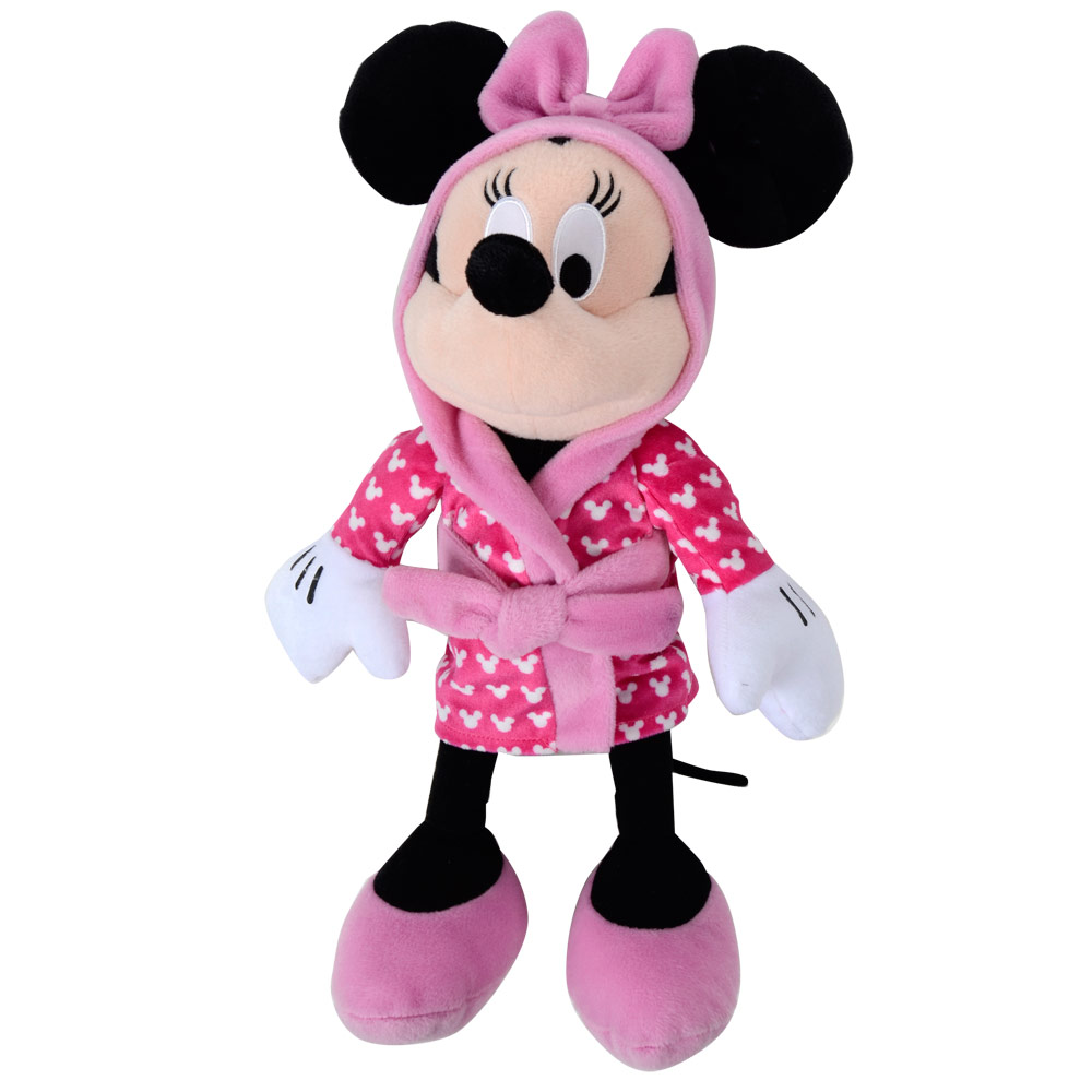 Minnie Mouse Toys : Disney mickey minnie mouse clubhouse in dressing gown