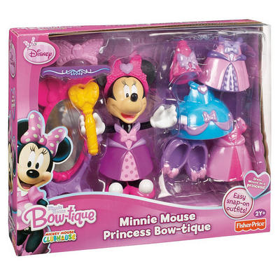 Fisher Price Disney Minnie Mouse Play House Toy